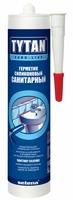 Герметик Tytan Euro-Line Силиконовый Санитарный белый 290мл 1уп=12шт
