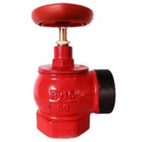 Клапан пожарный угловой КПЧМ