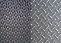 Лист рифл 3 1.25м 2.5м чечевица спецраскрой ст3пс/сп
