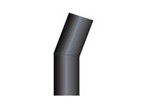 Отвод ПНД 15-30 сварной PN10 SDR17