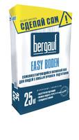 Пол наливной самонивелирующийся Easy Boden 25кг Bergauf 1уп=56шт
