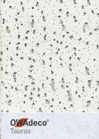 Потолочная панель OWAdeco TAURUS 600*600*12мм. (16 шт/упак)