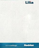 Потолочная панель Rockfon Lilia 15мм 1уп=28 шт