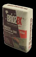 Ремсостав 300 быстротвердеющий Brozex 25 кг 1 уп=48 шт
