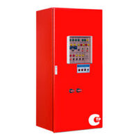 Шкафы управления насосами пожаротушения на 2 насоса с УПП Grancontrol