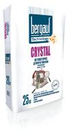 Штукатурка CRYSTAL декоративная камешковая зерно 2,5-3 25кг 1уп=56 Bergauf