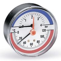 Термоманометры Watts, Германия