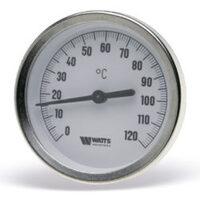 Термометры биметаллические аксиальные Watts