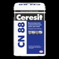 Высокопрочная стяжка Церезит CN 88 ,от 5-50мм, 25 кг 1уп=48шт